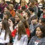 Открытый урок в Белорецком педагогическом колледже