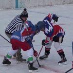 Хоккей с шайбой – игра сильных мужчин