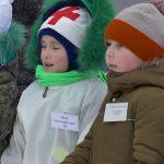 Юные защитники Отечества