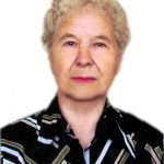 Скончалась ШУНИНА Роза Александровна
