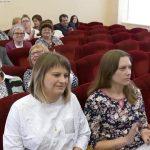 Отчётное заседание городского Совета