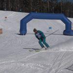 Соревнования по горным лыжам среди работников БМК