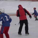 В Белорецке прошло Первенство РБ по хоккею с мячом