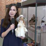 В историко краеведческом музее прошла выставка кукол