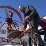 Аэроцикл -  новая машина Павла Копьева