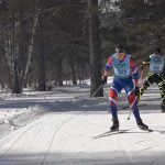 Лыжный марафон на «Курташе»