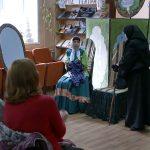 Народный театр «Данко» в гостях у общества слепых