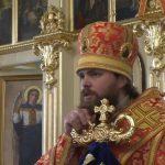 Епископ Бирский и Белорецкий Спиридон привез в Белорецк Благодатный Огонь