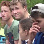 Пограничники посетили Узянский детский дом