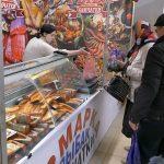 В Белорецк приехала ярмарка «Рыбак Камчатки»