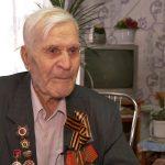 В гостях у ветерана ВОВ Андрея Даниловича Толменева