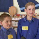 Юные библиотекари провели День славянской письменности
