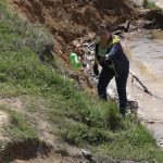 Белорецк присоединился к международной акции «Чистые берега Евразии»