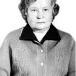 Скончалась ТКАЧЁВА (ТЕРЕНТЬЕВА) Мария Ефимовна