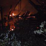 Пожары с 12 до 23 июля в Белорецке и Белорецком районе
