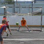 В Белорецке прошел муниципальный этап фестиваля по детскому дворовому футболу