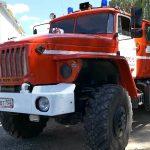 В Верхнем Авзяне ввели в эксплуатацию новое пожарное депо