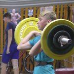 Набор в секцию тяжелой атлетики