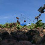 Школьный урожай в Улу-Елге