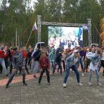 Закрытие смены в детском загородном комплексе «Абзаково»