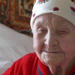 102-летнюю долгожительницу Белоречья поздравили с Днем пожилого человека