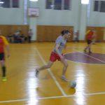 Начались соревнования по мини футболу