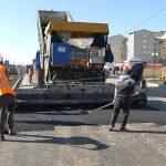 Капитальный ремонт дорог в городе