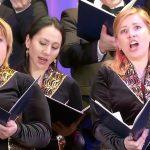 Концерт Государственной академической хоровой капеллы РБ им. Т. С. Сайфуллина