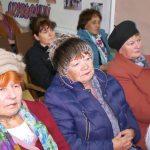 Концерт ко Дню пожилого человека в п.Тирлянский