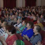 Концерт ко Дню пожилых людей в ГДК