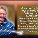 ШУМИЛИН Анатолий Викторович