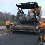Строительство дороги в с. Инзер