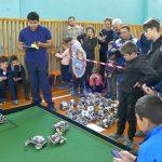 В Белорецке состоялся чемпионат РБ по образовательной робототехнике