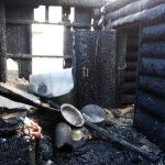 Заброшенный дом - угроза безопасности