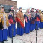 Открытие парка «Колесо истории» в с.Тирлян