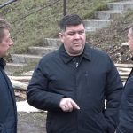 Рабочий визит вице премьера правительства РБ