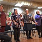Успех «Ломовочки» на IV межрегиональном русском фольклорном фестивале
