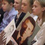 День неизвестного солдата в гимназии №14
