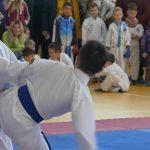 Новогодний турнир по карате