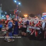Приглашаем принять участие в параде Дедов Морозов и Снегурочек
