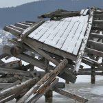 Решается дальнейшая судьба деревянного моста