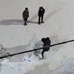 В Белорецке ледовый городок на главной площади пострадал от рук вандалов