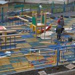 В Белорецке завершается программа «Башкирские дворики»