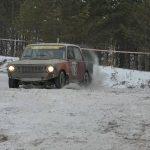 Впервые в Белорецке состоялся Чемпионат РБ по зимнему автокроссу