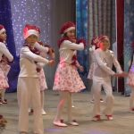 Новогодний спектакль для детей с ограниченными возможностями здоровья
