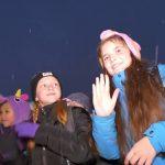 Новогодняя ёлка в Нижнем селении