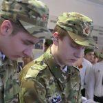 Ежегодный слёт мальчишек «Готов служить России!» собрал 12 команд