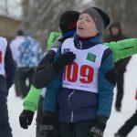 На катке стадиона «Юность» состоялись соревнования «Лёд надежды нашей»