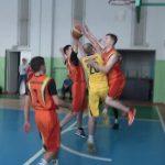 Соревнования по баскетболу, посвященные 31-й годовщине вывода войск из ДРА