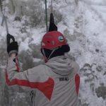 В Белорецке на скалодроме «Уроки» прошли чемпионат и первенство Башкортостана по ледолазанию